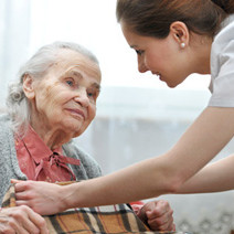 Elderly Senior Companionship Assistance Service